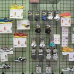 A Variety of Feetures Elite Socks and Newton Running Shoes