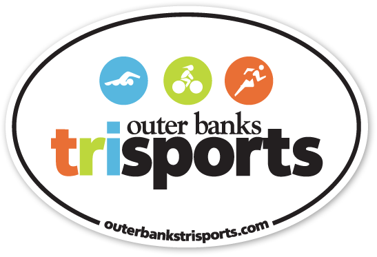 Outer Banks TriSports Sticker