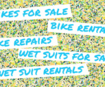 Bikes-Wetsuits